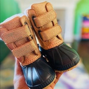 Baby Gap Toddler Girl's Duck Boots